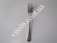Вилка столовая  Ирис матовый с золотом VT6-18166(300шт)
