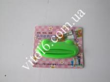 Прес для видавлювання тюбиків зубної пасти  Лягушка  VT6-18529(1000шт)