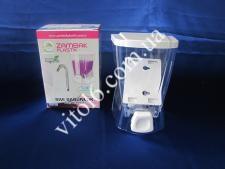 Дозатор для жидкого мыла  500мл Zambak №180 (24)