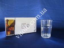 Стакан для сока высокий  Касабланка  6 х355гр 52708 (4шт)