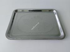 Піднос метал  30*40*2  Виноград  VT6-16010(100шт)