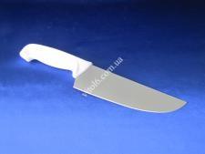Нож с белой ручкой  8  т=1,8мм VT6-18600(144шт)