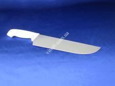 Нож с белой ручкой 11  т=1,8мм VT6-18603(144шт)