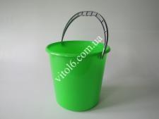 Ведро пластм.пищевое 12л  №12290 (30шт)