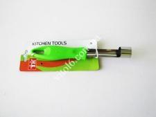 Нож для удаления сердцевины яблока с пластм ручкой VT6-18706(240шт)