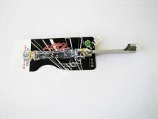 Нож для удаления сердцевины яблока с прозрачной ручкой VT6-18707(240шт)
