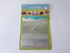 Подставка нерж для торта прямоугольн.20*20,5см VT6-18714(48шт)
