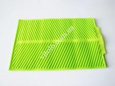 Килимок силіконовий для сушки посуду 25 * 39см VT6-18743 (100шт)