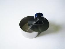 Форма нерж.для гарніру з виштовхувачем кругла  4см VT6-18765 (288шт)