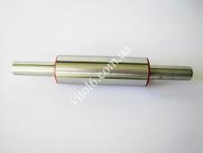 Скалка нерж + пластмаса (15см / раб) 31см в упаковці VT6-18809(72шт)