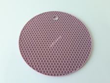 Подставка силиконовая под горячее Круг  17см VT6-18818(288шт)