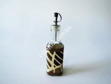 Ёмкость стекл. для масла 19см  Джунгли 0,25л VT6-19071(48шт)