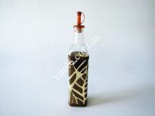 Ёмкость стекл. для масла 30см  Джунгли 0,7л VT6-19073(24шт)