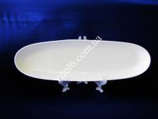 Блюдо керамическое глубокое белое 51*14,5см VT6-18628(18шт)