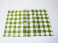 Салфетка под тарелку  Клетка  30*45 (6цв)  VT6-18907(300шт)