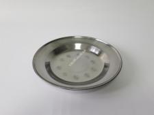 Тарелка глубокая нерж 20см VT6-18966(300шт)