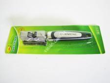 Точилка металл  с чёрной ручкой  VT6-14151-1(120шт)
