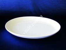 Блюдо керамическое овал белое 36*27см VT6-18622(18шт)