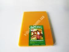 Доска пластм 30*45*2см(син.,желт.,крас.,зел,бел) VT6-18862(12шт)