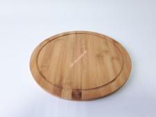 Доска деревянная для пиццы О30см VT6-19036(30шт)