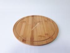Доска деревянная для пиццы О32см VT6-19037(30шт)