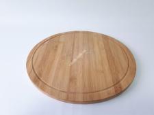 Доска деревянная для пиццы О40см VT6-19039(18шт)