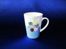 Чашка керамическая 9,3*12,6см VT6-19130(6шт/уп)(36шт)