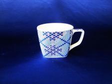 Чашка керамическая 10*8см VT6-19136(12шт/уп)(48шт)