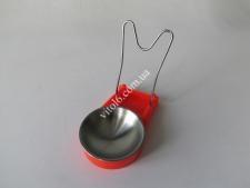 Подставка под ложку и крышку нерж+пластм 16 смVT6-19349(192шт)