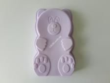 Форма силиконовая (1шт) Мишка 25*16*3,5смVT6-19409(100шт)