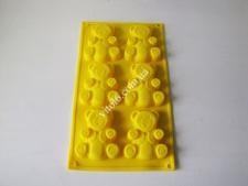 Форма силиконовая на планшете (6шт) Мишки 31*18см VT6-19410(100шт)