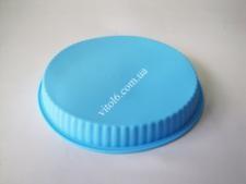 Форма силиконовая круглая 25*h3.5см VT6-19418(120шт)