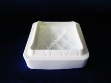 Форма силиконовая для муссовых тортов XY-C176 20*5,5см VT6-19451(100шт)