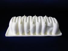 Форма силиконовая для муссовых тортов XY-C177 29*10см VT6-19452(100шт)