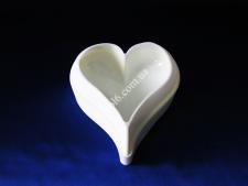 Форма силикон. для муссовых тортов на планшете(1шт) Сердце XY-C192  2VT6-19459(200шт)