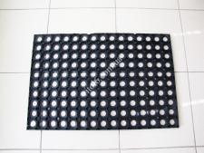Коврик придверный резиновый    К-24М  40*60