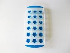 Форма пластм+силикон для льда 12*24   Цветок  VT6-19520(180шт)