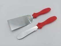 Набір кондит. (Лопатка + ніж) нерж + пластмVT6-19549(144шт)