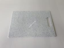 Доска пластм белая крошка 26*36*0,8см VT6-19610(24шт)