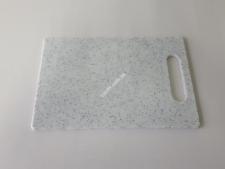 Доска пластм белая крошка 20*30*0,8см VT6-19611(48шт)