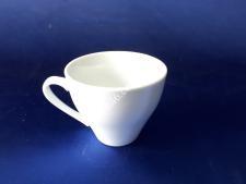 Чашка керам.біла 320мл О10*8,5см VT6-19712(96шт)