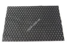 Коврик придверный 40*60 черно-серый  VT6-19722(30шт)