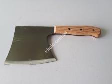 Нож секач нерж с деревянной ручкой 29*13см VT6-19772(50шт)