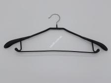 Плечики силіконові для верхнього одягу 45 см VT6-19818(100шт)