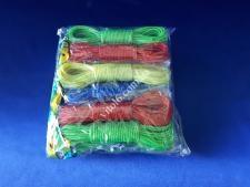 Верёвка бельевая в наборе из 2-х *10м VT6-19839(300шт)