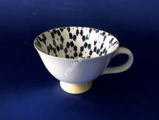 Чашка керамическая О12,5*9см 400мл VT6-19881(72шт)
