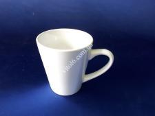 Чашка керам.біла 340мл О9 h10см VT6-19901(48шт)