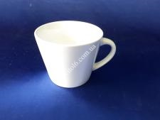 Чашка керам.біла 300мл О10 h8,5см VT6-19902(48шт)