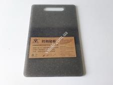 Доска пластм серая крошка 24*37*0,7см VT6-19914(36шт)