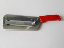 Ніж для шинкування метал + пластм 30*9см VT6-19931 (144шт)